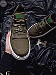 Мужские кроссовки Lacoste Khaki (хаки) 553TP, фото 3