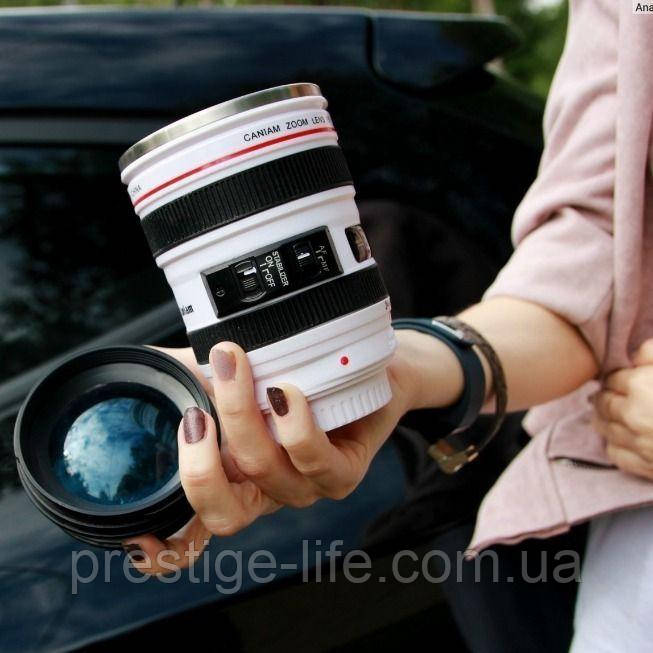 Чашка-объектив Caniam (Canon) EF 24-105 mm