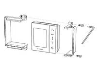 Защита от кражи Salus для терморегуляторов VS20RF VSTC, фото 4