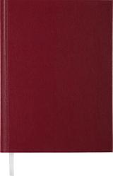 Ежедневник недатированый STRONG, 288 стр. бордовый