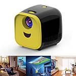 Проектор портативный  с Wi Fi Vivibright L1 +anycast минипроектор детский проектор, фото 3