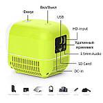 Проектор портативный  с Wi Fi Vivibright L1 +anycast минипроектор детский проектор, фото 4