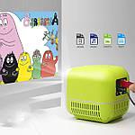 Проектор портативный  с Wi Fi Vivibright L1 +anycast минипроектор детский проектор, фото 7