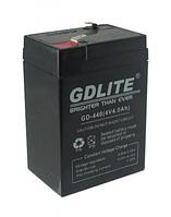 Необслуживаемый гелевый аккумулятор 6V / 4Ah