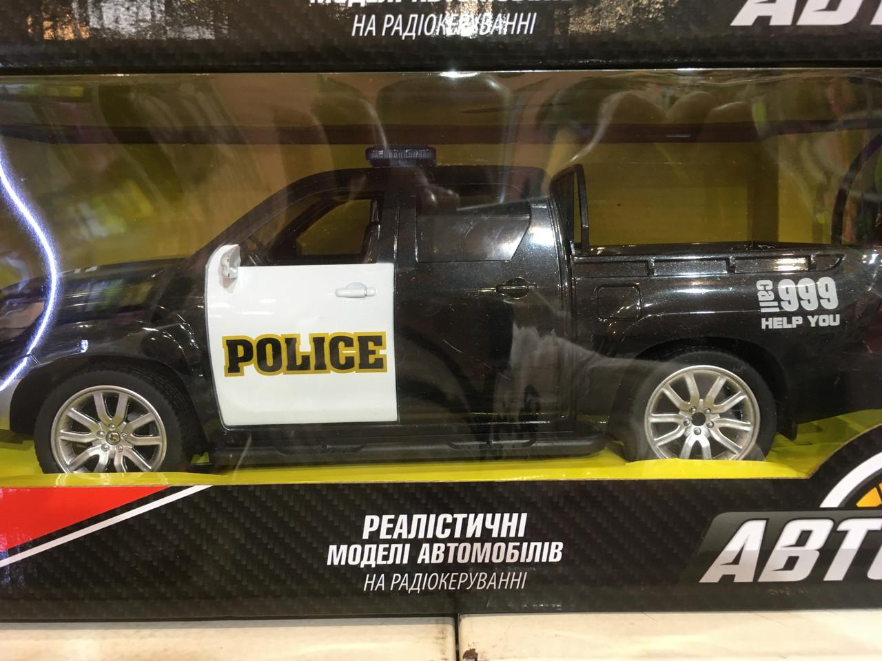 Машина Полиция Пикап на радиоуправлении 06415