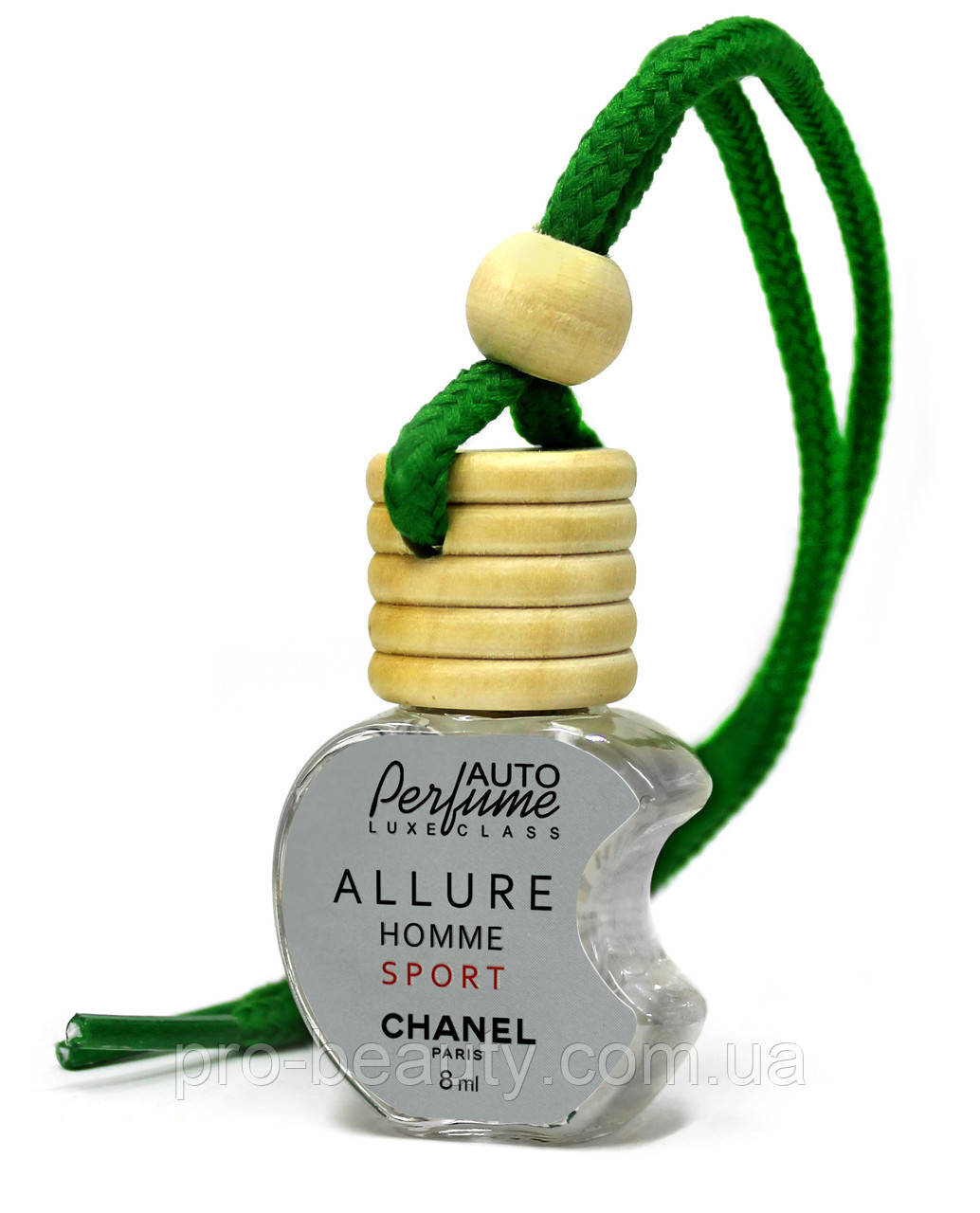 Ароматизатор LUXE CLASS CHANEL Allure Homme Sport