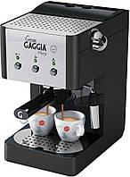 Рожковая кофеварка эспрессо Gaggia Gran Deluxe Black (RI8425/11)