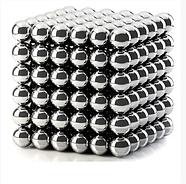 NeoCube 3 мм Неокуб оригинал магнитный конструктор (KG-300), фото 3