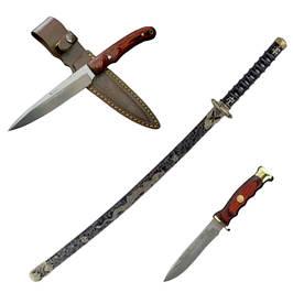 Ножи. Коллекционные сабли, мечи