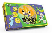 """Настольная развлекательная игра """"DOOBL IMAGE"""" укр. 8015DT, детские развивающие настольные игры,игрушки для"""