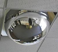 Купольное зеркало обзорное Д-600мм