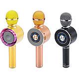 Микрофон караоке беспроводной, фото 2