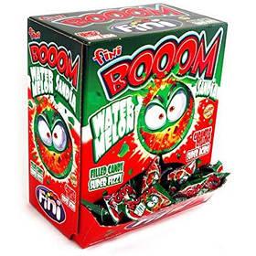 "Жувальна гумка ""Boom Watermelon Gum FINI"", бум вампір 5 грам. мікс"