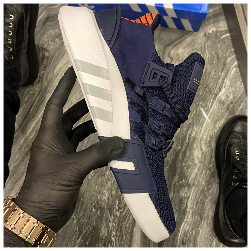 Мужские кроссовки Adidas Equipment EQT Blue, кроссовки адидас эквипмент ект чоловічі кросівки Adidas EQT Blue