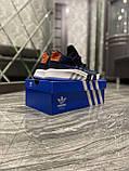 Мужские кроссовки Adidas Equipment EQT Blue, кроссовки адидас эквипмент ект чоловічі кросівки Adidas EQT Blue, фото 8