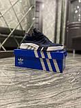 Мужские кроссовки Adidas Equipment EQT Blue, кроссовки адидас эквипмент ект чоловічі кросівки Adidas EQT Blue, фото 7