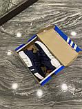 Мужские кроссовки Adidas Equipment EQT Blue, кроссовки адидас эквипмент ект чоловічі кросівки Adidas EQT Blue, фото 9