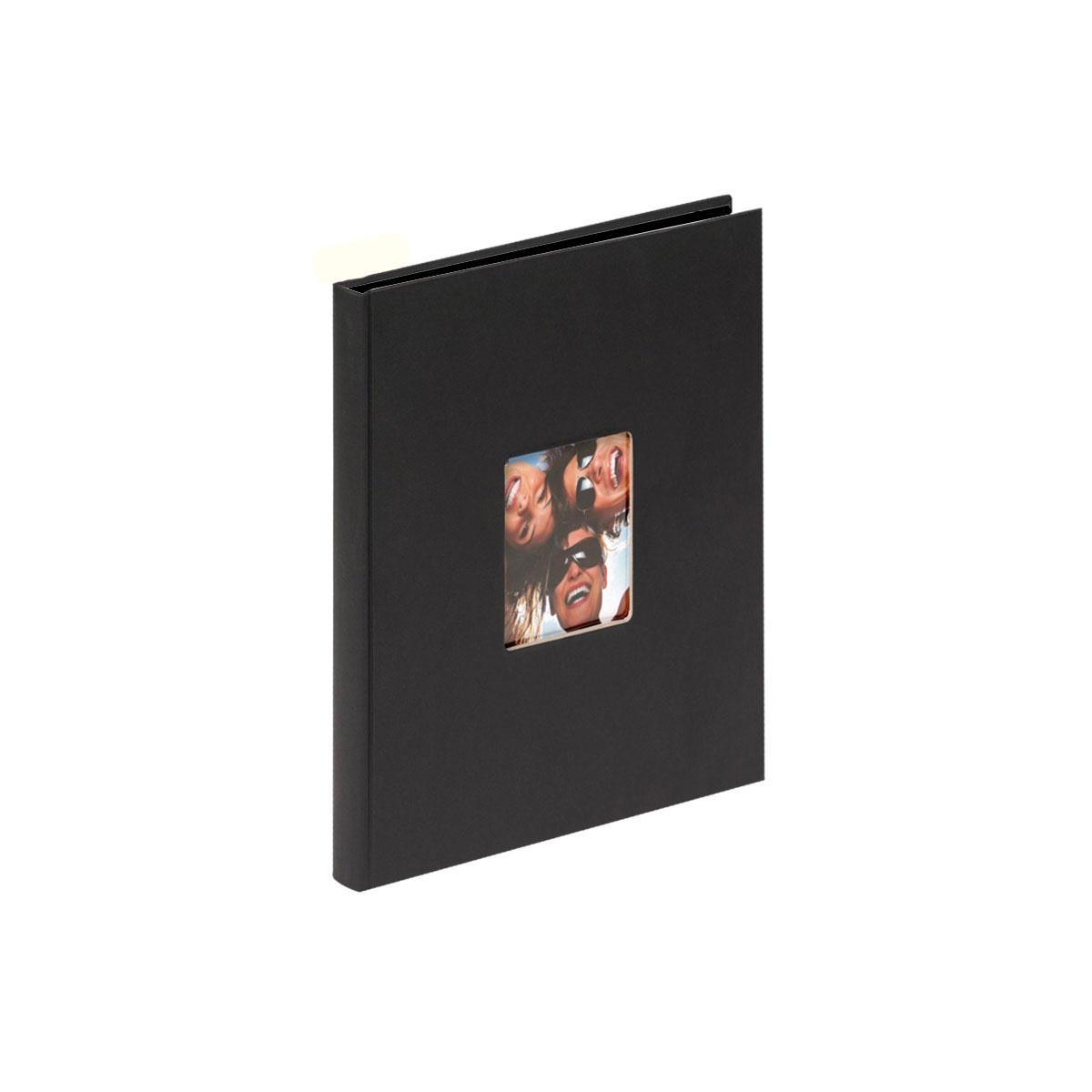 Альбом Walther 13*18/60 Fun MA-122-B black