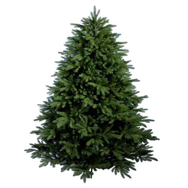 Искусственная елка «Россо-премиум» 2,1 м, комбинированная 210 см, литая ветка + пленка ПВХ