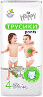 Подгузники-трусики детские Bella Baby Happy Maxi 8-14 кг 44 шт (5900516603236)