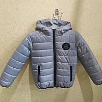 Детская куртка Feshion болоньевая 116-140