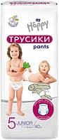 Подгузники-трусики детские Bella Baby Happy Junior 11-18 кг 40 шт (5900516603250)
