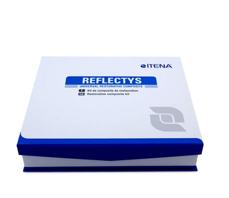 Reflectys intro, ITENA (набір: 4х4г, IperBond) нано-гібридний універсальний, фото 2