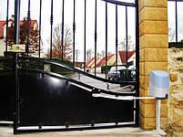 Комплект приводов для автоматизации распашных ворот Nice Pop KCE, фото 2