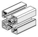 Станочный алюминиевый профиль Bosch REXROTH 45х45L