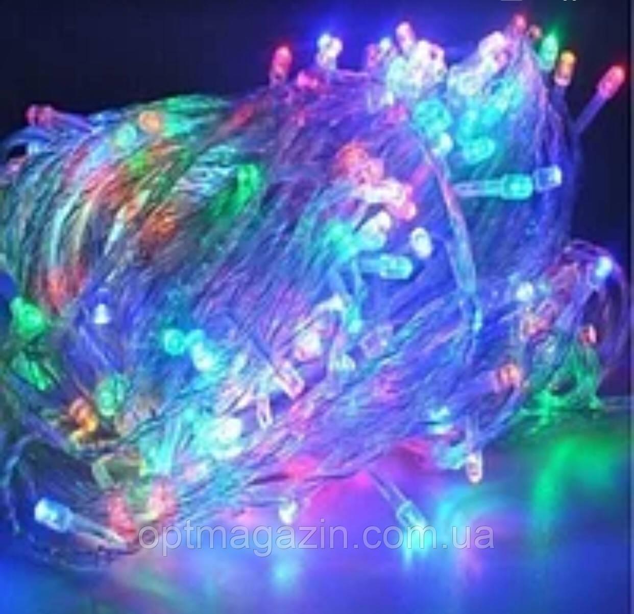 Гірлянда нитка світлодіодна 700 led