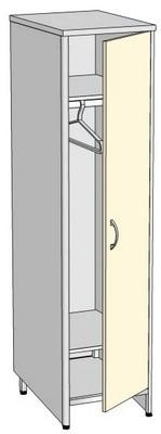 Шкаф медицинский БМ-45