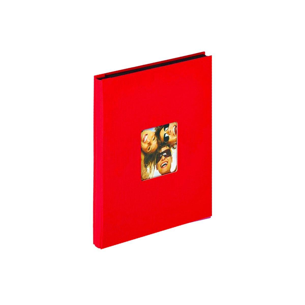Альбом Walther 13*18/60 Fun MA-122-R red