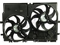 Вентилятор радиатора осн. с AC FIAT Ducato 06-14, DUCATO 06- Fiat Ducato, Fiat Ducato FT56169