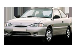 Брызговики для Hyundai (Хюндай) Accent/Verna 1 1995-1999