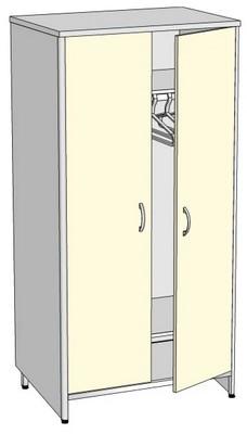 Шкаф медицинский БМ-46