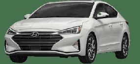 Брызговики для Hyundai (Хюндай) Elantra 6 (AD) 2015+
