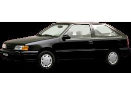 Брызговики для Hyundai (Хюндай) Excel (X2) 1989-1995