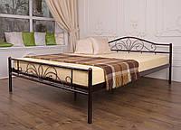 Кованная кровать Лара Люкс