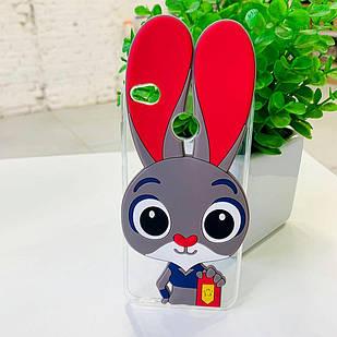 Силиконовый чехол Xiaomi Redmi 4x
