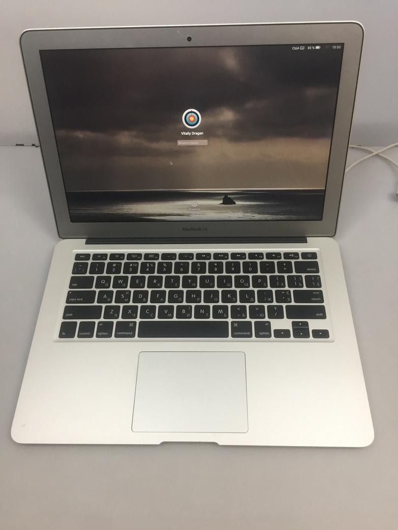"""Ноутбук Apple MacBook Air 13"""" mid 2012 Core i5"""
