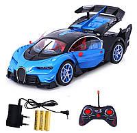 Детская машинка на пульте управления MZ Bugatti