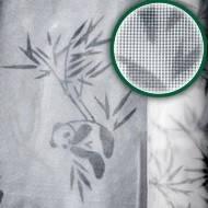 Москитные сетки (антимоскитные сетки) в рулонах 1.2х50м рисунок панда