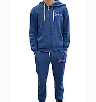 Спортивный костюм мужской 7503 MMC синий