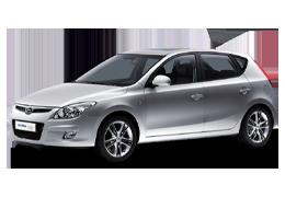 Брызговики для Hyundai (Хюндай) i30 1 (FD) 2007-2012