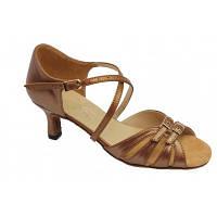 Туфли для бальных танцев женская латина + накаблучники в подарок.