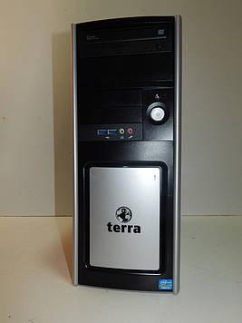 Игровой компьютер Terra 5000 i5-4440 (3.1 MHz) RAM 8 ГБ RX550 2GB  Socket: 1150 Б\у