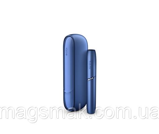 Устройство для нагревания табака IQOS 3 Duo Синий, фото 2