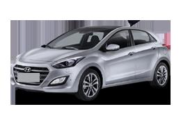 Брызговики для Hyundai (Хюндай) i30 2 (GD) 2012-2016