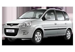 Брызговики для Hyundai (Хюндай) Matrix 2001-2010