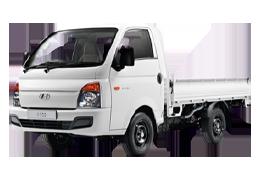 Брызговики для Hyundai (Хюндай) H-100/Porter 1996-2003